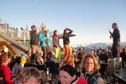 Aprés Ski Hot Spots: Schnaps Hans Alm, Schmitten, Zell am See - ©SchnapsHansAlm