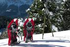 Val di Fassa: sentieri e ciaspolate sulla neve