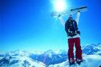 Wiosna na lodowcach Tyrolu: śnieg, słońce i imprezy - ©Hintertux Tourist Office