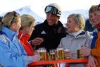 The beer is too dear say UK skiers - ©Albin Niederstrasser/Hinterglemm