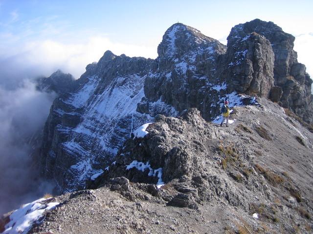 Klettersteig Hindelang : Hindelanger klettersteig bergsteigen