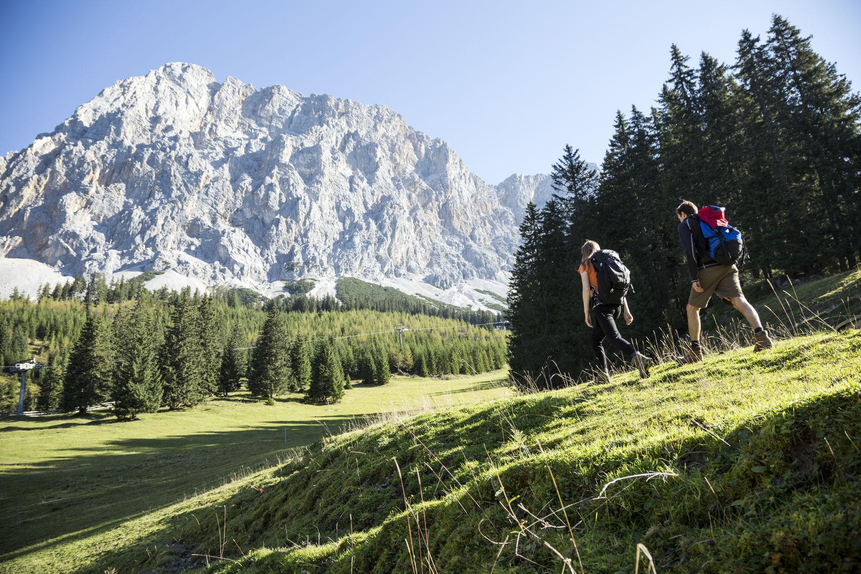 Tipy na túry v Tyrolsku