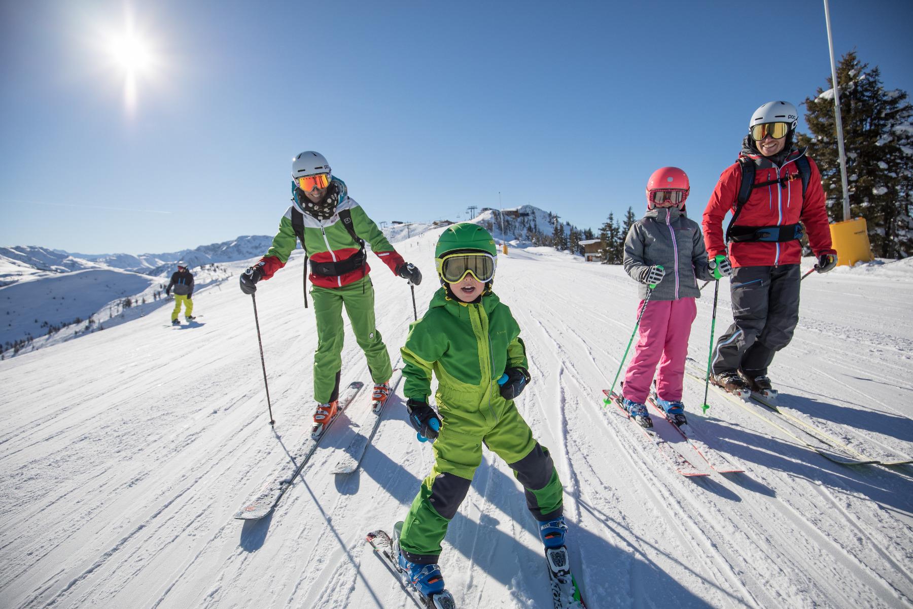 Lyžiarske stredisko Ski Juwel Alpbachtal Wildschönau