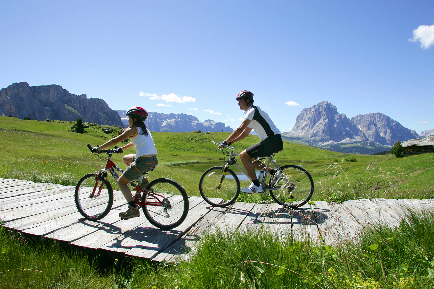 Túra na horskom bicykli