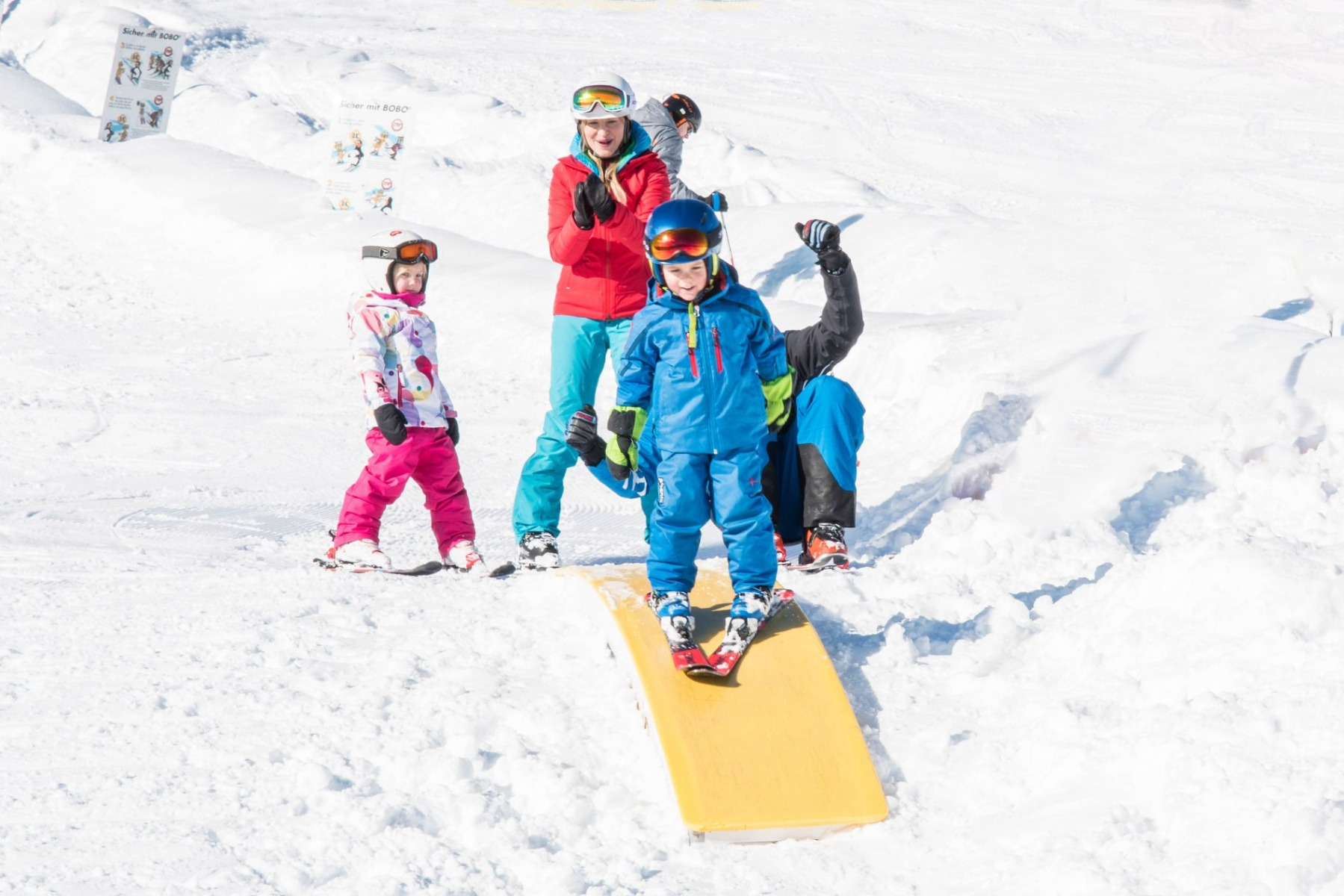 Lyžařské středisko Flachau - Snow Space Salzburg