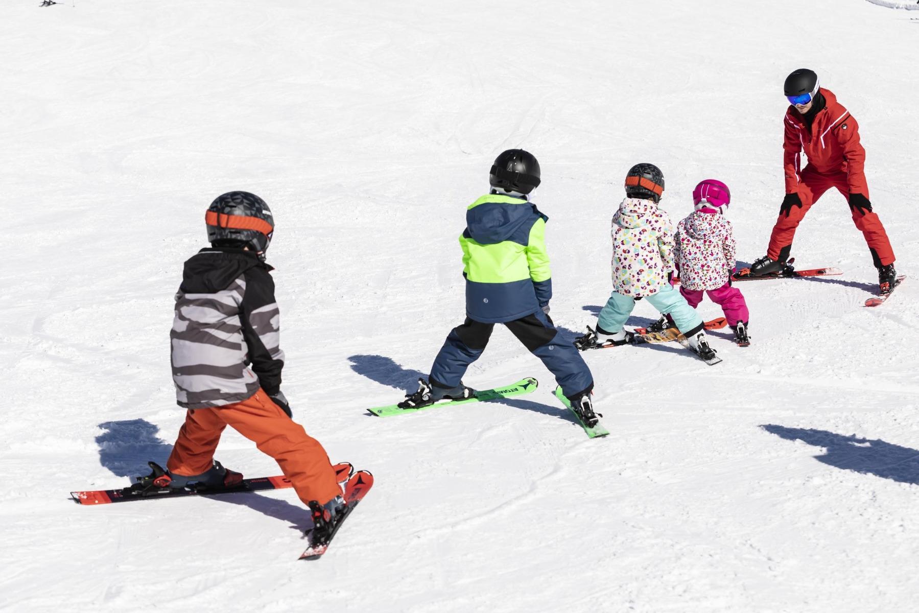 Längere Skikurse überzeugen oft durch ein besseres Preis-Leistungs-Verhältnis