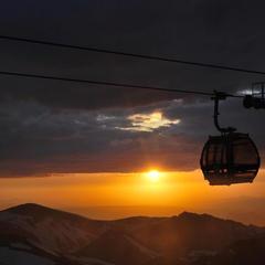 Das Skigebiet Erciyes in der Türkei - ©Kayseri Erciyes AS