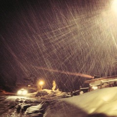 Snow came down hard in Valle Nevado over the weekend - ©Photo Courtesy Valle Nevado