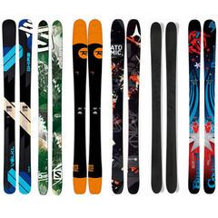Quale sarà il vostro prossimo paio di sci?