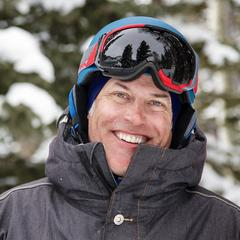 Ben Attridge: Deer Valley ski instructor and local ripper