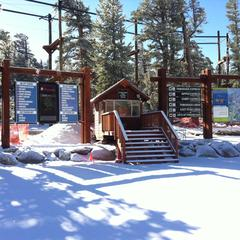 A light dusting of snow graced the top of Heavenly's Gondola. Who's excited about Opening Day on November 22?