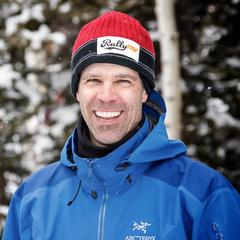 Sam Flickinger: Former Editor of Ski Racing Magazine, current technical writer - ©Liam Doran