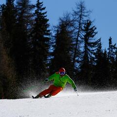 Skitest 2014 - Pistentest