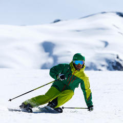 Skitest 2014 - bei bestem Wetter - ©nskiv/wintersport.nl