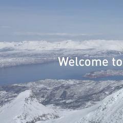 Nydelige bilder fra Narvik.