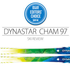 2014 Men's All-Mountain Ski Editors' Choice: Dynastar Cham 97