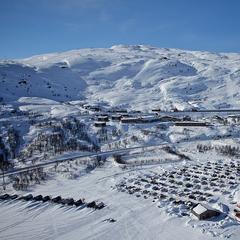 Trať 4, Riksgransen, Švédsko - ©Riksgransen Ski Resort