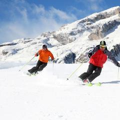 Best ski runs: Val Mesdi, Alta Badia - ©Alta Badia Tourist Office