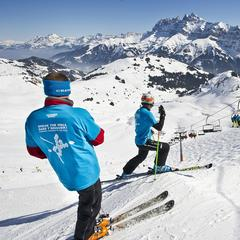 Best ski runs: The Wall, Portes du Soleil