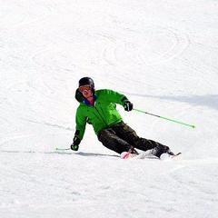 Carving beim World Ski Test - ©World Ski Test