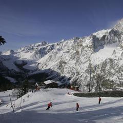 Cinque buoni motivi per andare a sciare a Courmayeur - ©Eleonora Greco Wilson2012