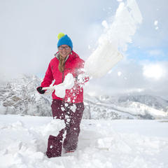 More than a dusting for Snowbird's first snowfall