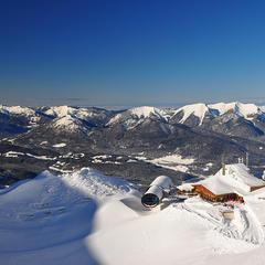 Bergstation der Karwendelbahn - ©Peter Lehner