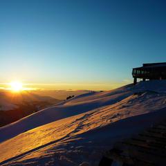 Am Jakobshorn bei Davos - ©Reto Blättler