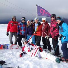 Glasgow University Snowsports Club - ©GUSSC