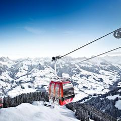 Gondel in Kitzbühel - ©medialounge
