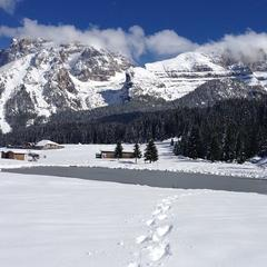 Madonna di Campiglio, Italy Oct. 12th 2013