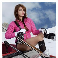 Maestre di Sci 2014 - Miss Agosto - ©Hubertus Hohenlohe/www.skiinstructors.at