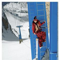 Maestre di Sci 2014 - Miss Dicembre - ©Hubertus Hohenlohe/www.skiinstructors.at