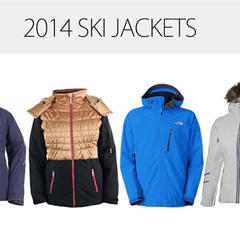 How to Ski in Style: 14 New Ski Jackets for 2014