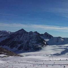 Pitztaler Gletscher am 2.11.2013