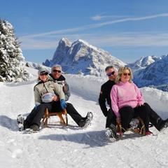 Plose - Rodeln slittino - ©Plose Ski spa