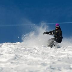 Four secret slopes for expert skiers, riders
