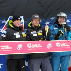 Ribbon Cutting at Copper Mountain - ©Photo courtesy Tripp Fay/Copper Mountain Resort.