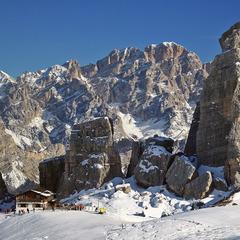 Skryté údolie, Cortina, Taliansko - ©D.G Bandion