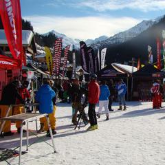 Ski Test Tour organizuje každý rok viacero športových značiek
