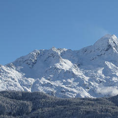 Snow in Soelden 11.10.13