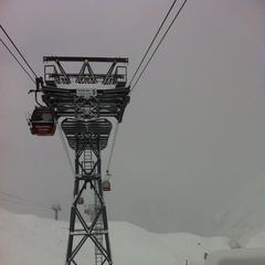 Stubai glacier Oct. 11th, 2013