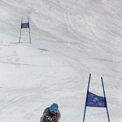 Ted Ligety at Copper Mountain.