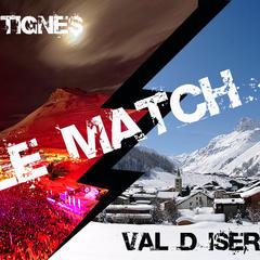 Tignes vs Val d'Isère - ©Andy Parant / JP Noisillier