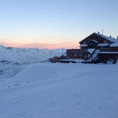 Val Thorens, Oct. 12th, 2013