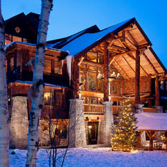 Whiteface Lodge = Luxury Ski Lodging