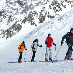 Inverno in Valle Isarco, Alto Adige - Tour di Sci Alpinismo - ©Alto Adige Marketing