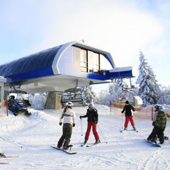 Sessellift in Winterberg - ©Wintersport-Arena Sauerland