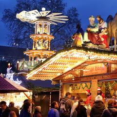 Mercatini di Natale - ©Marktamt Karlsruhe