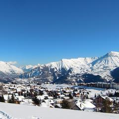La toussuire pr sentation de la toussuire la station le domaine skiable - Office du tourisme la toussuire ...